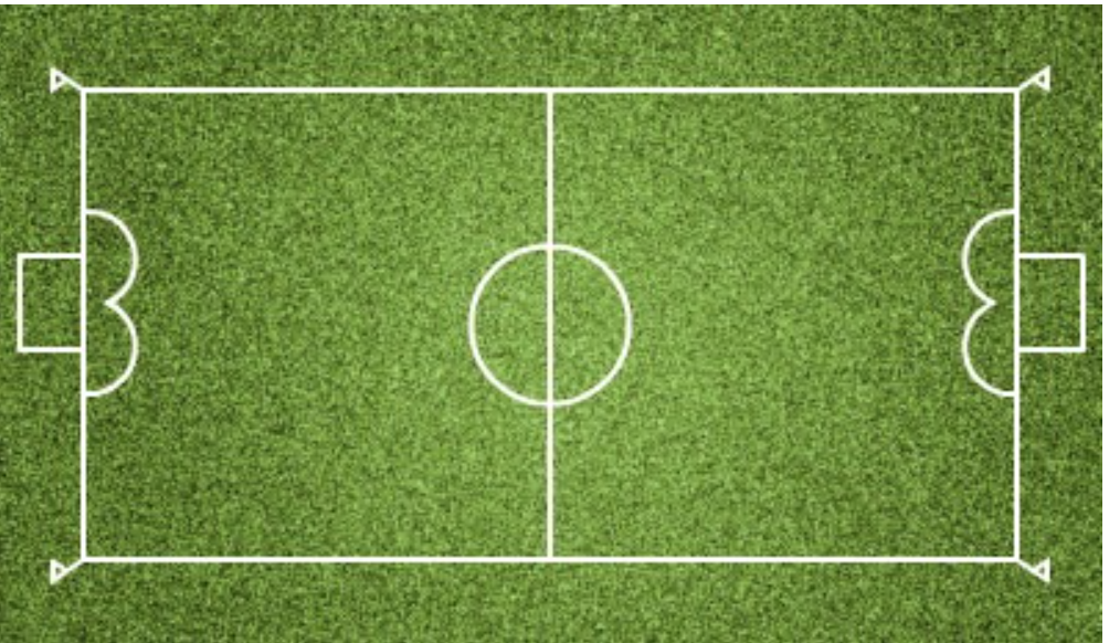 1885 football pitch markings