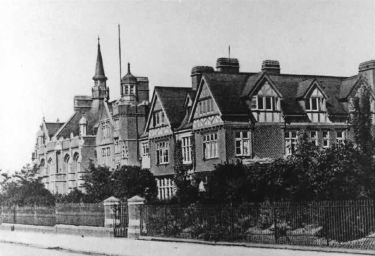 Ashton Grammar School, Dunstable