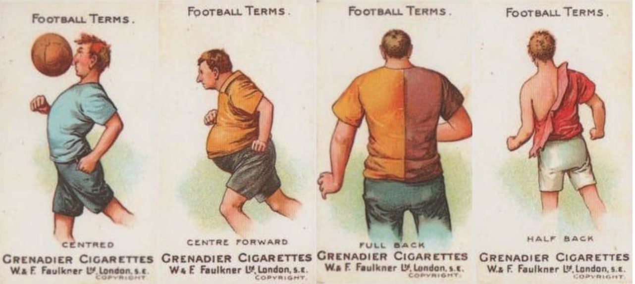 Cigarette cards 1895 3