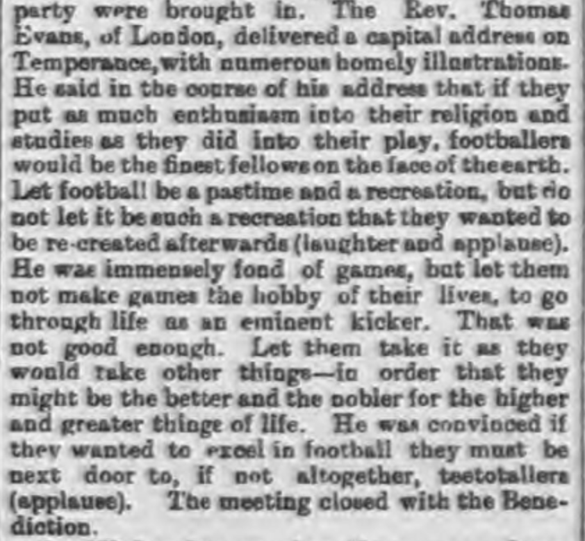 Luton Times 23:11:1894 - Luton Temperance Federation meeting