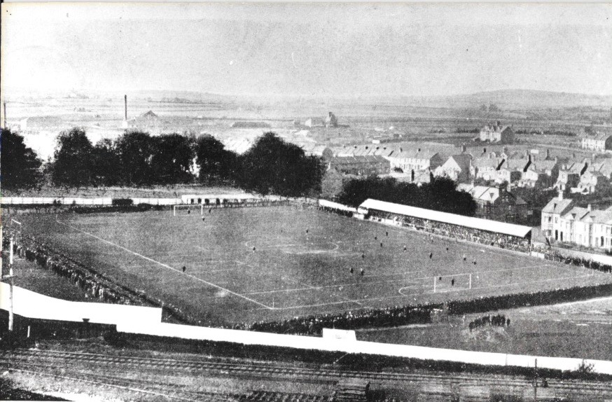Luton Town ground 1897-1905