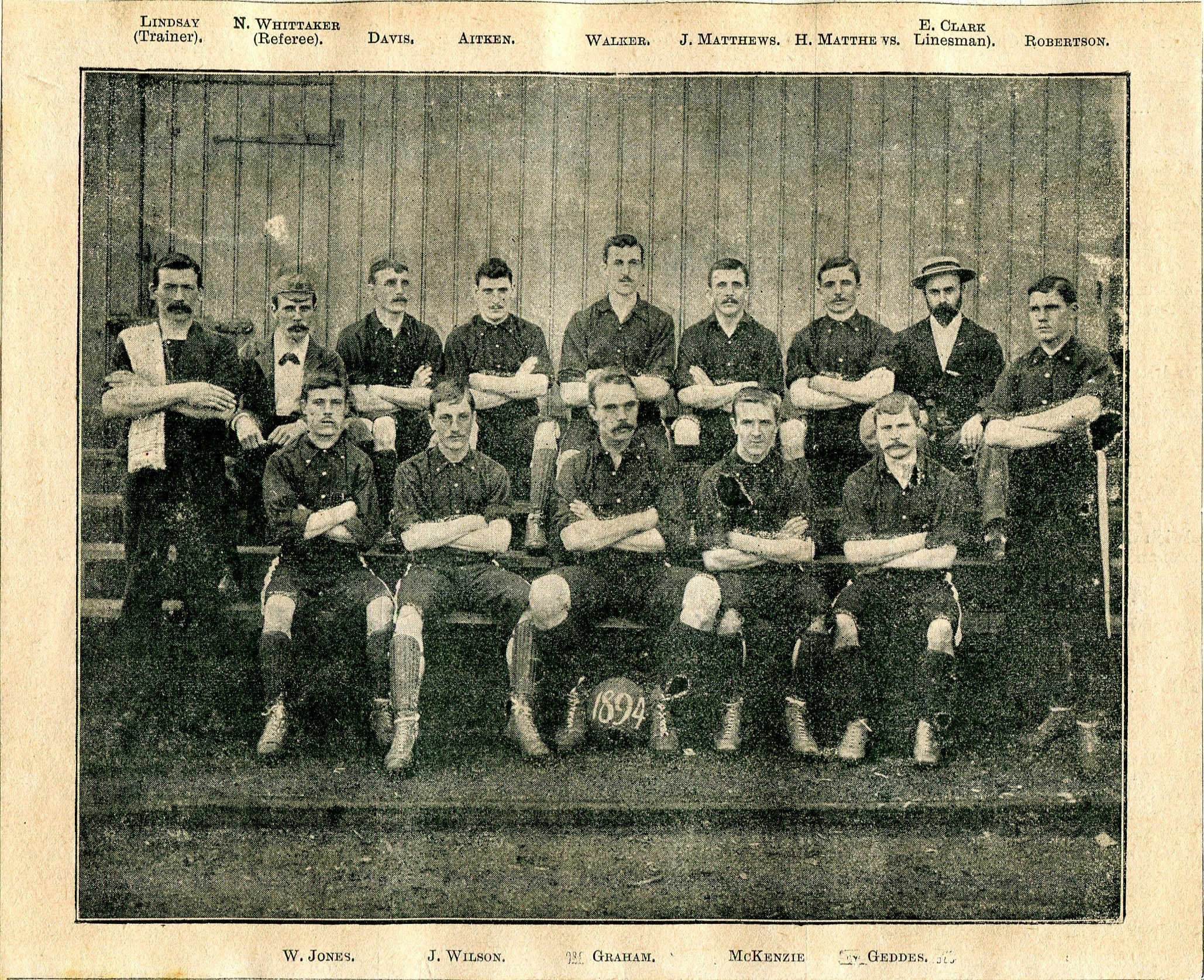 Millwall Athletic 1894