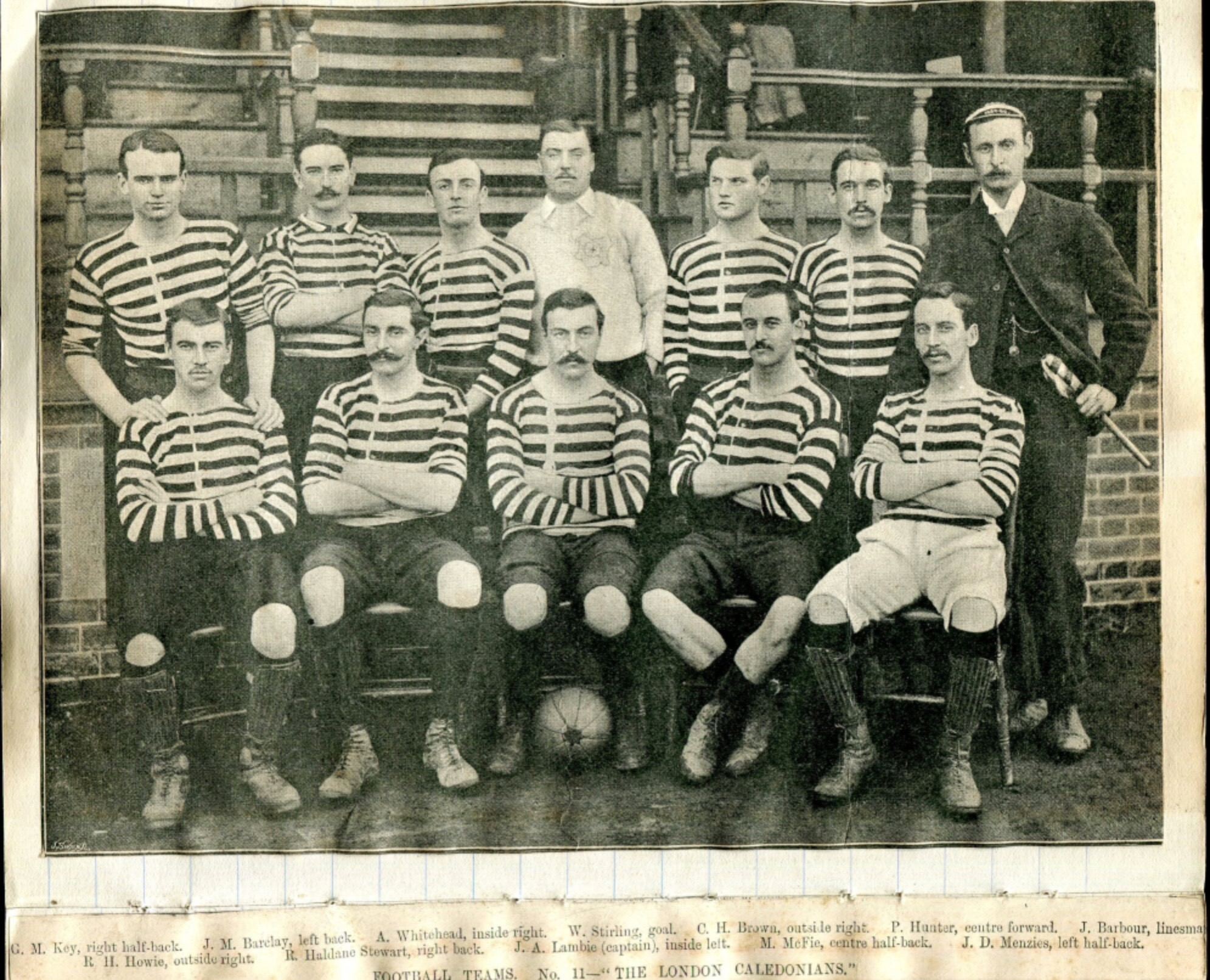London Caledonians 1894