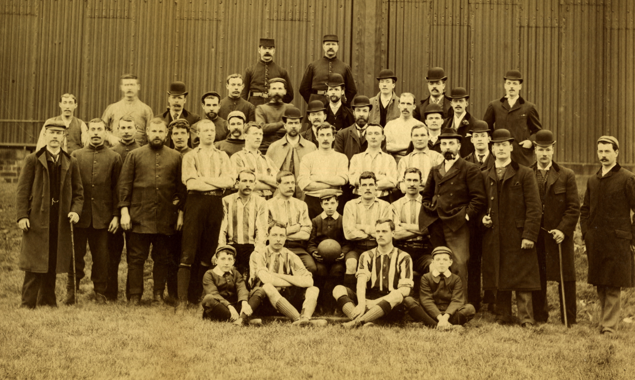 Unknown team 1890's 2