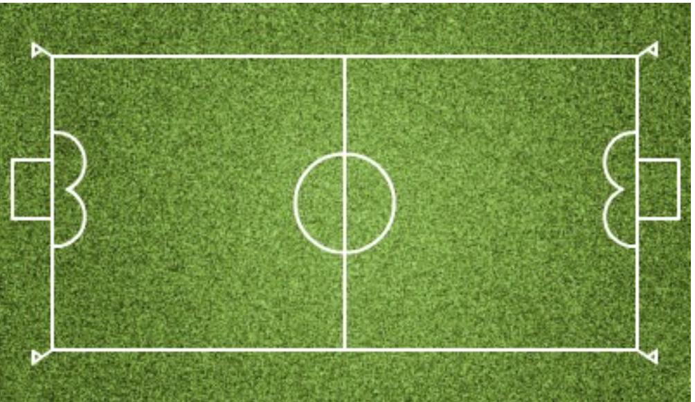 1885 football pitch markings