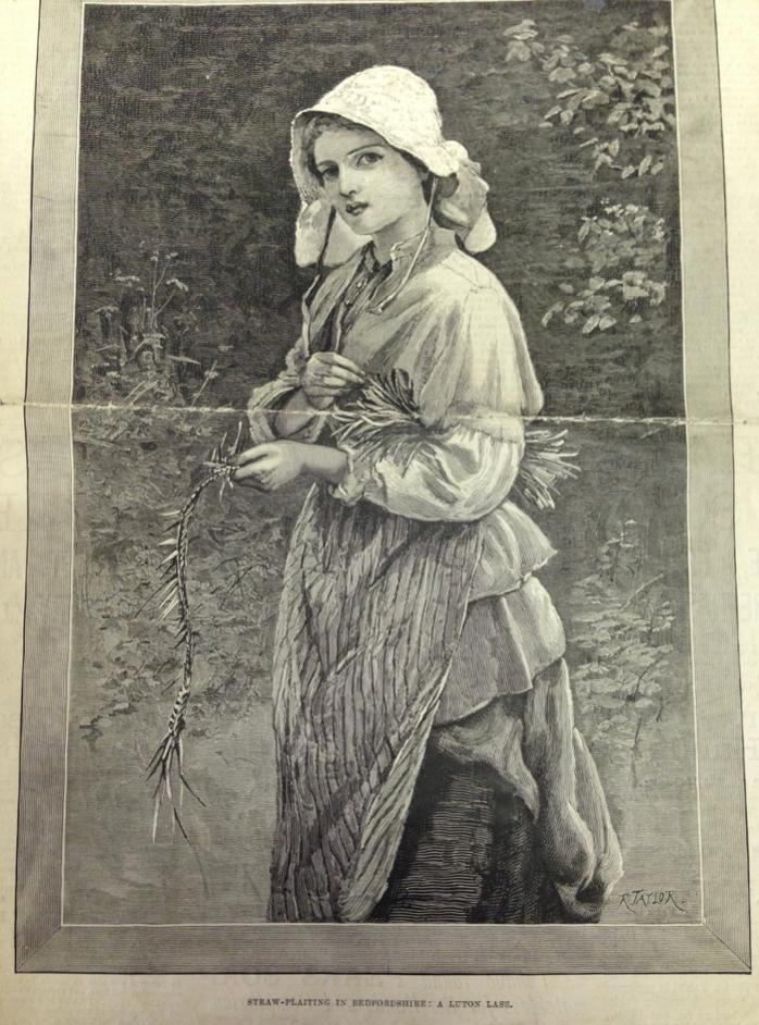 A Luton Lass, 1884