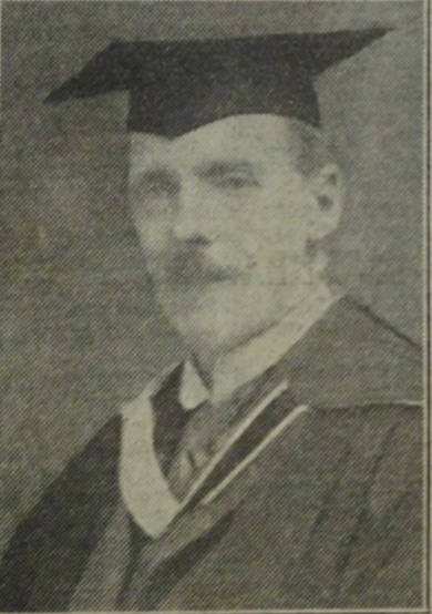 L.C.R. Thring in later life