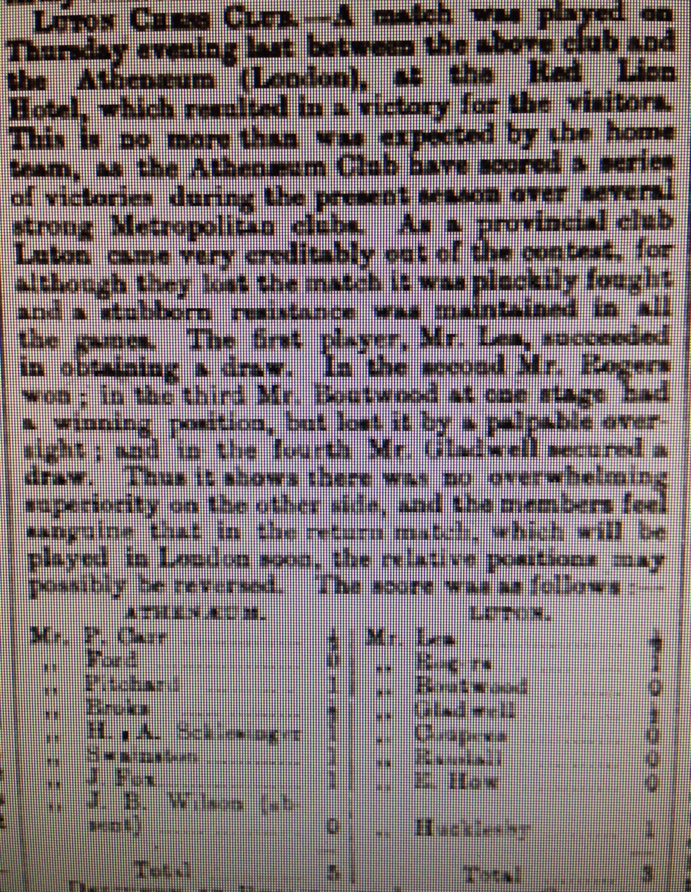Luton Reporter 6/2/1886
