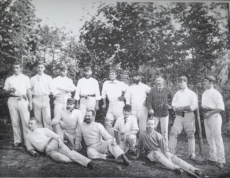 Luton Town Cricket Club 1886