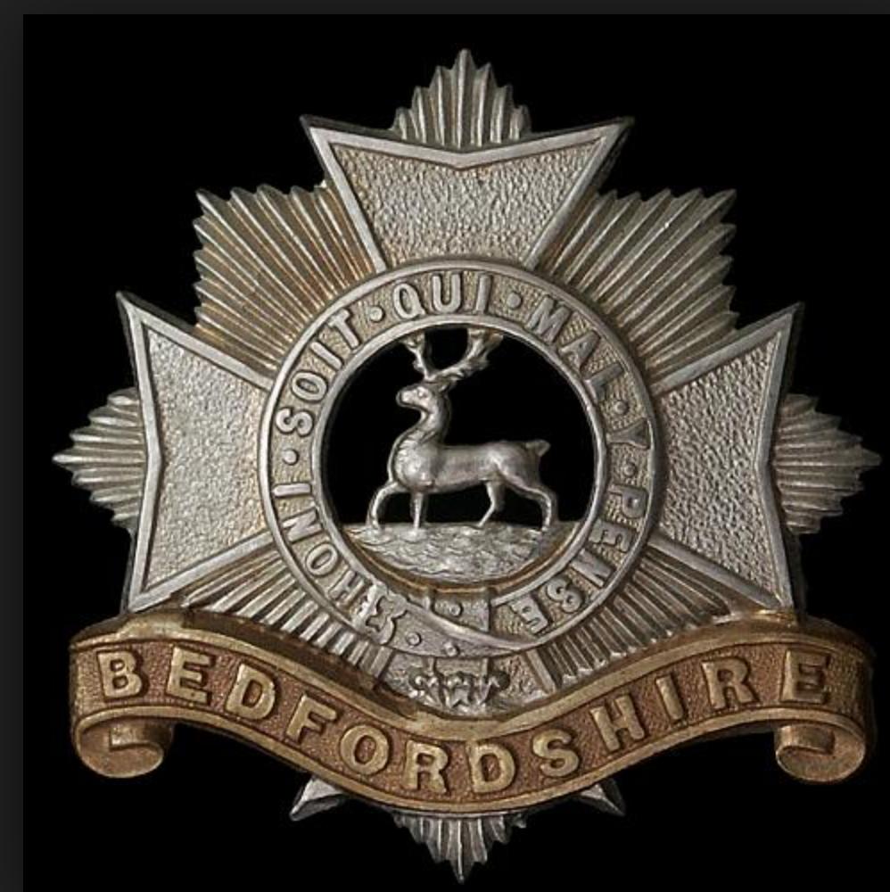 Bedfordshire Regiment