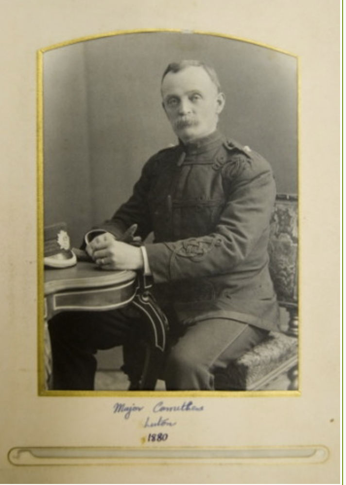 Major Carruthers
