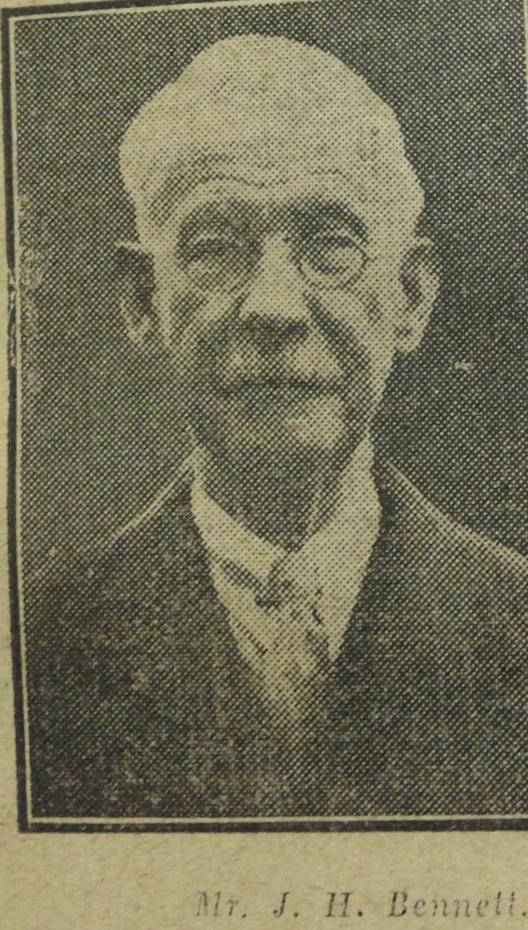 Mr J.H. Bennett
