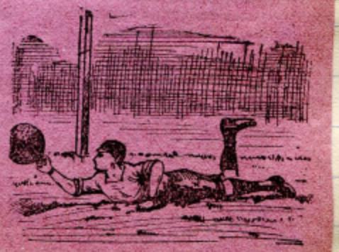 Goal keeper saves 1895