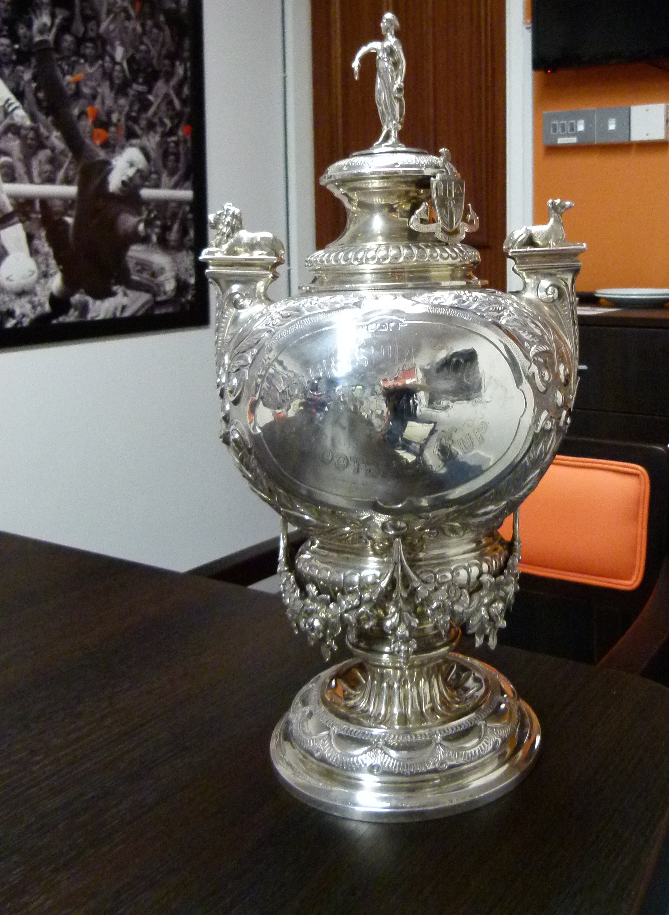 Luton Charity Cup