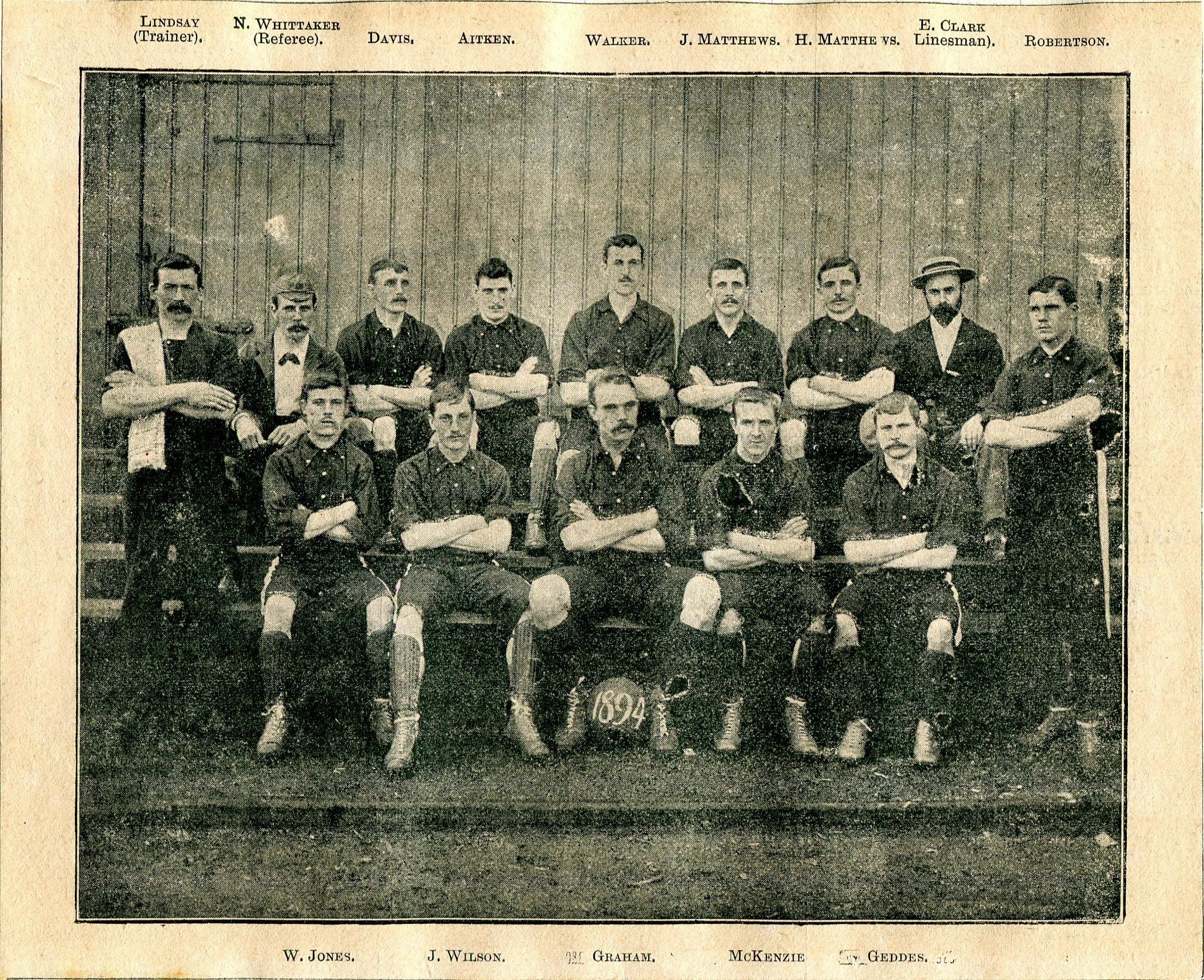 Millwall Athletic 1894