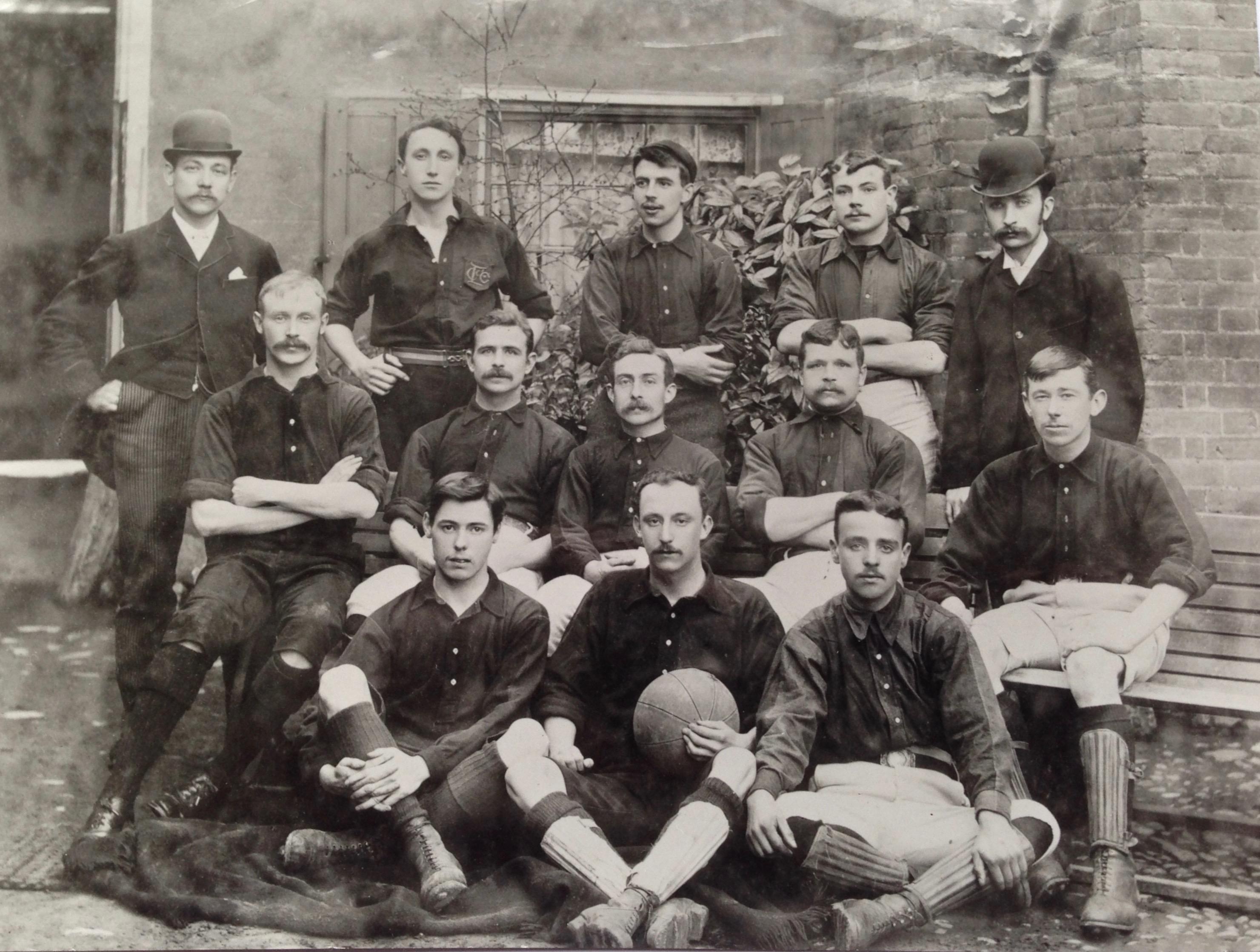 Bedford FC 1890/91