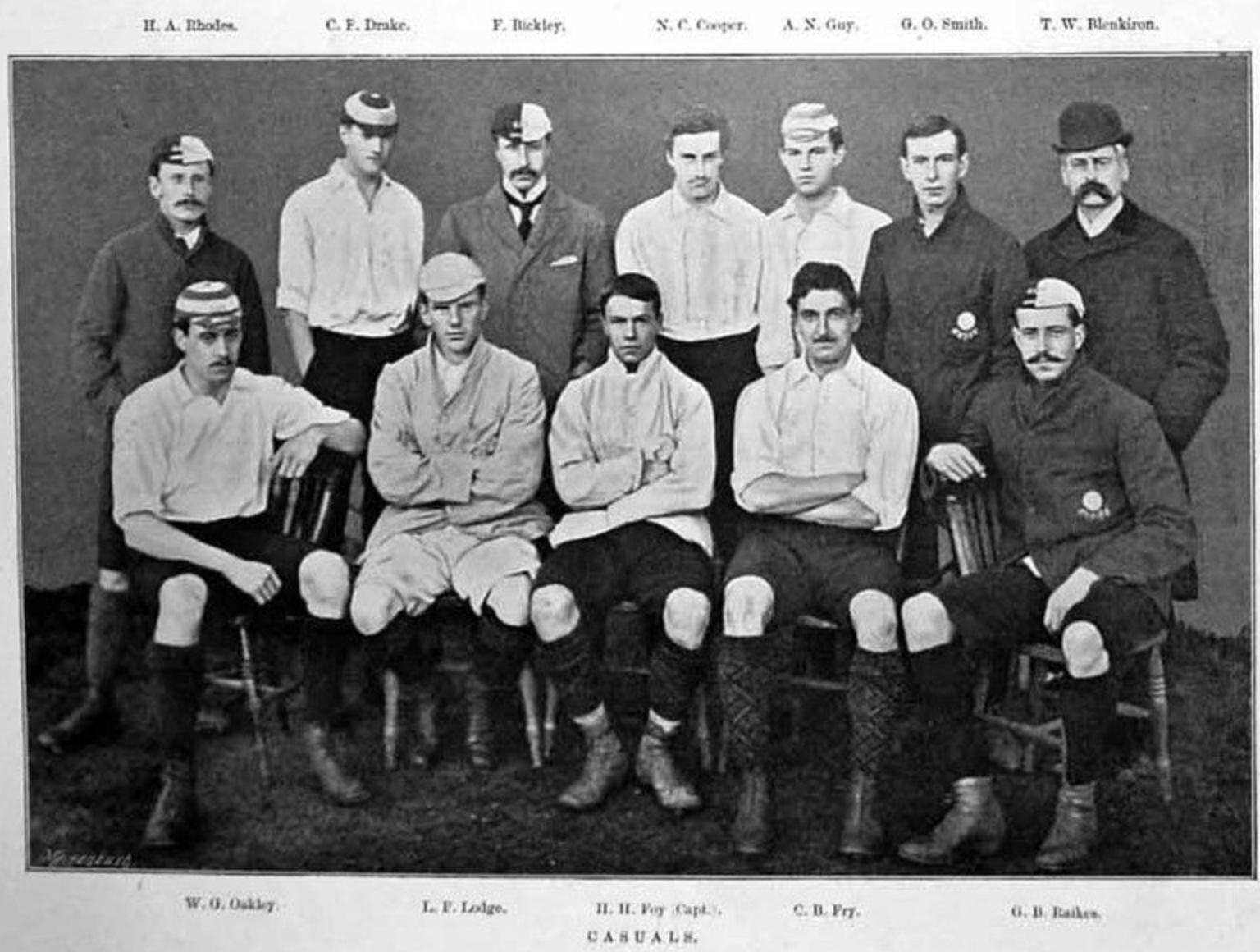 Casuals 1894