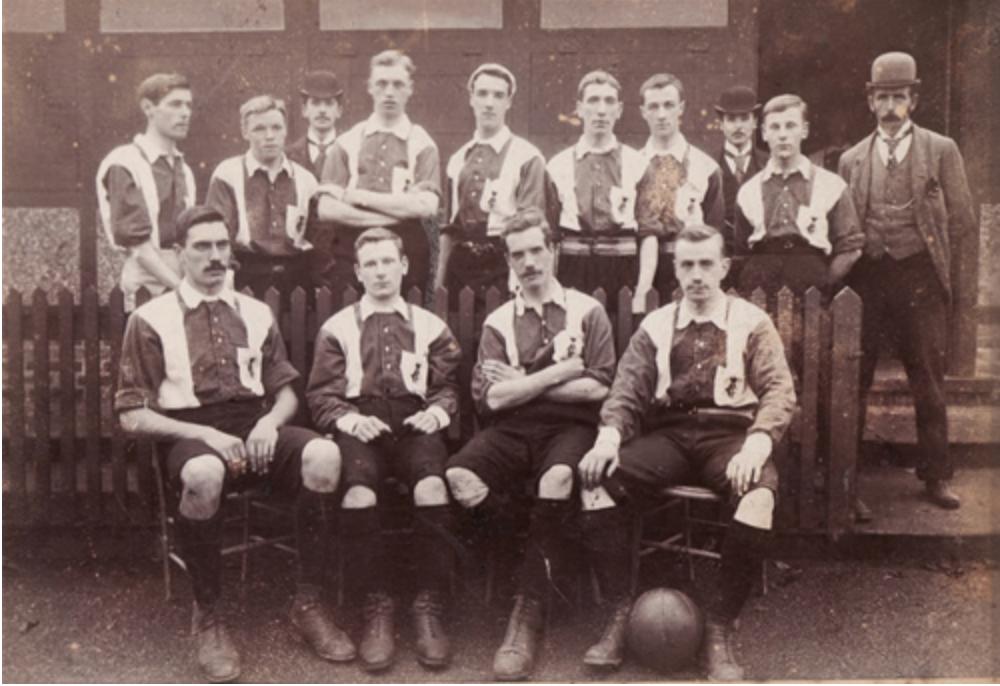 Civil Service 1893