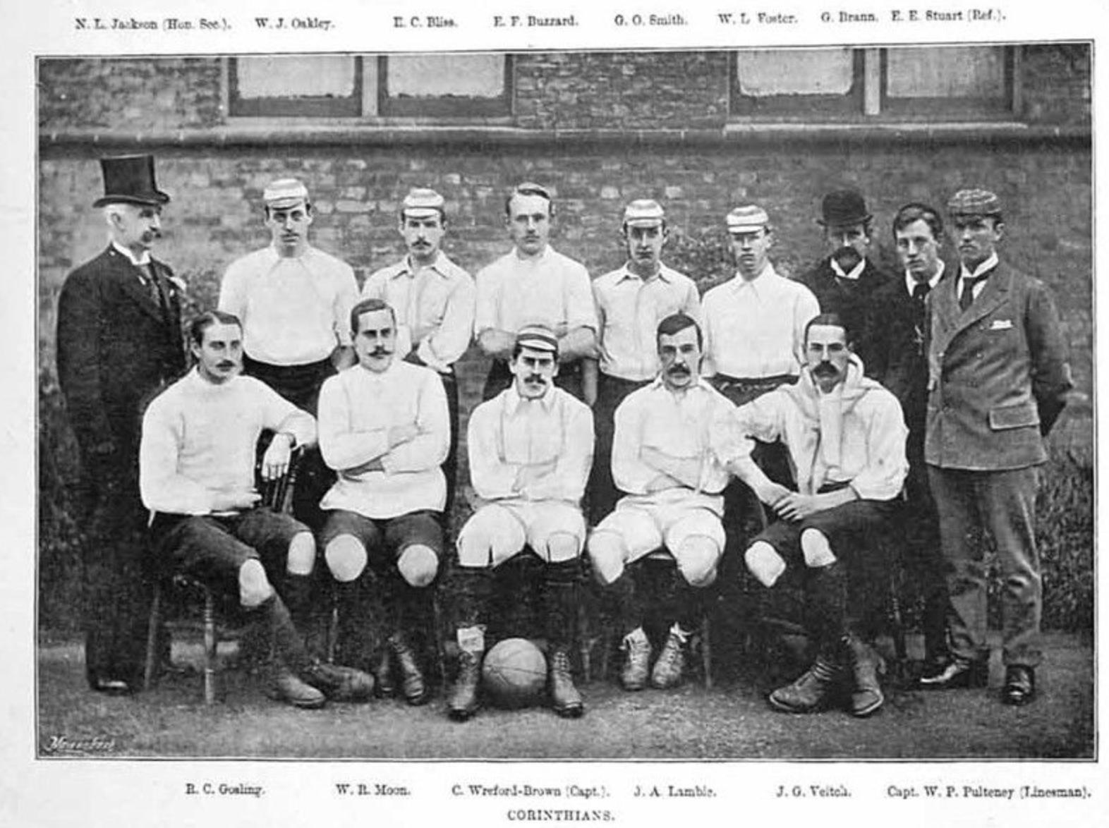 Corinthians 1894