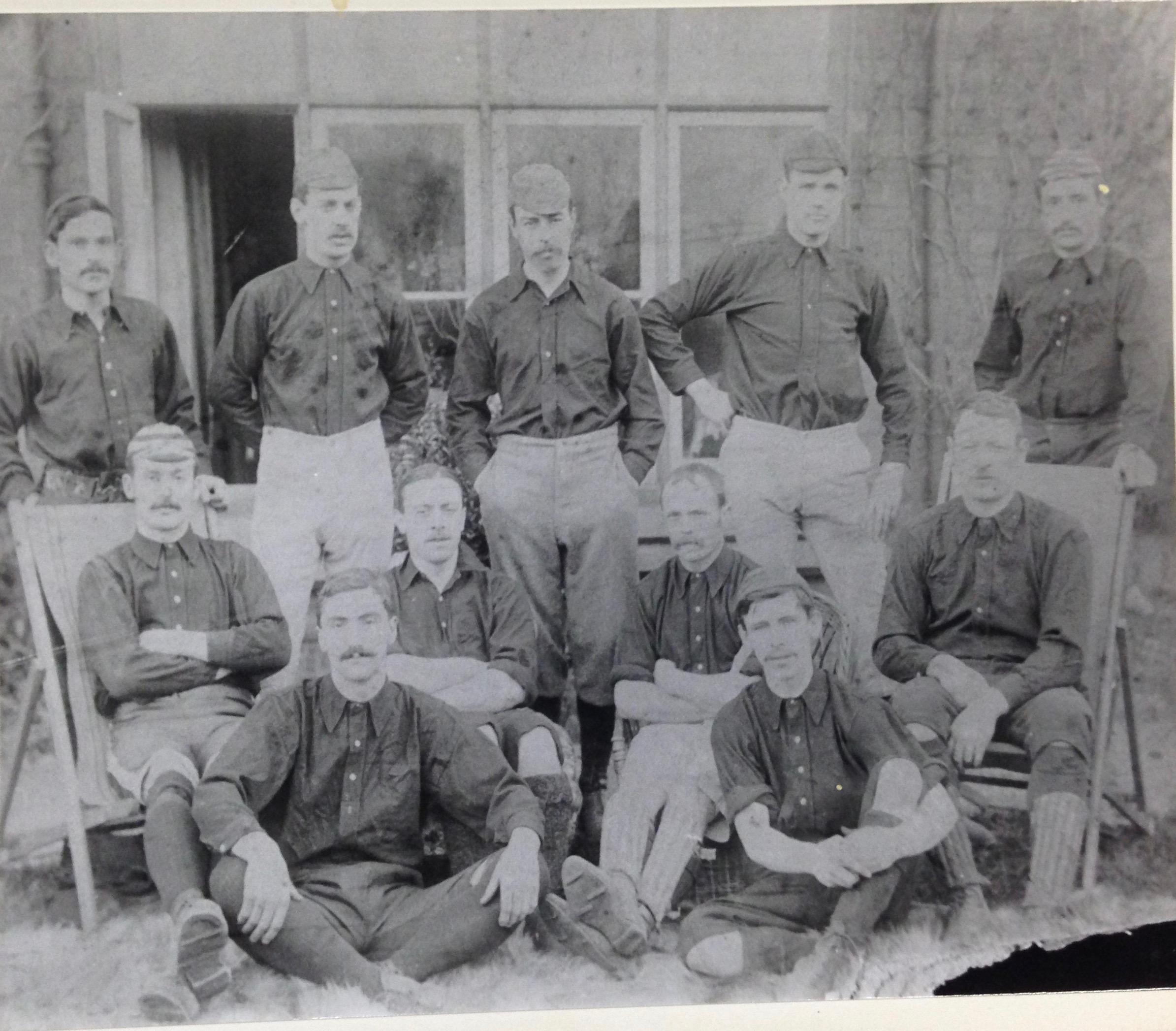 Luton Town 1889:90