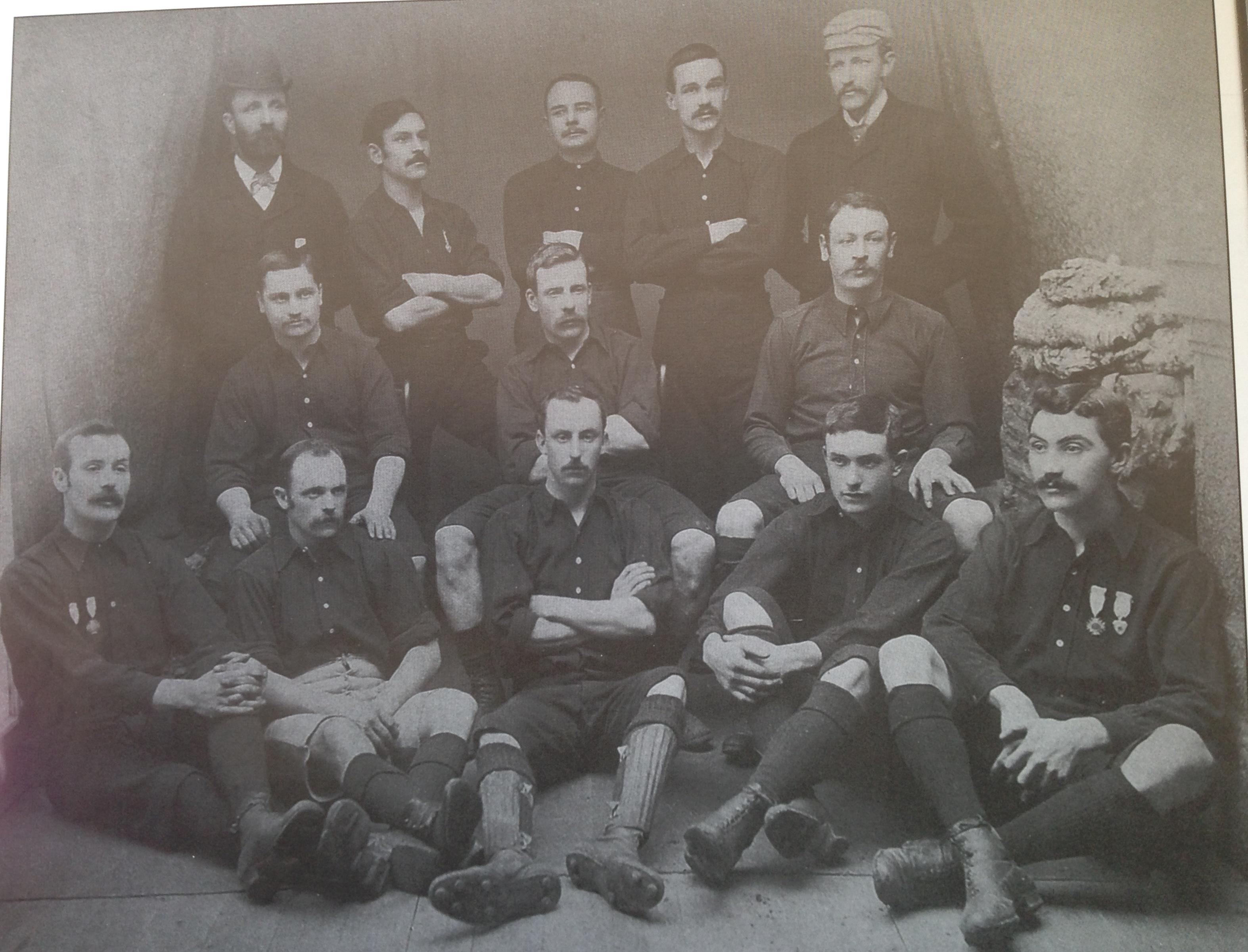Luton Town 1891:92