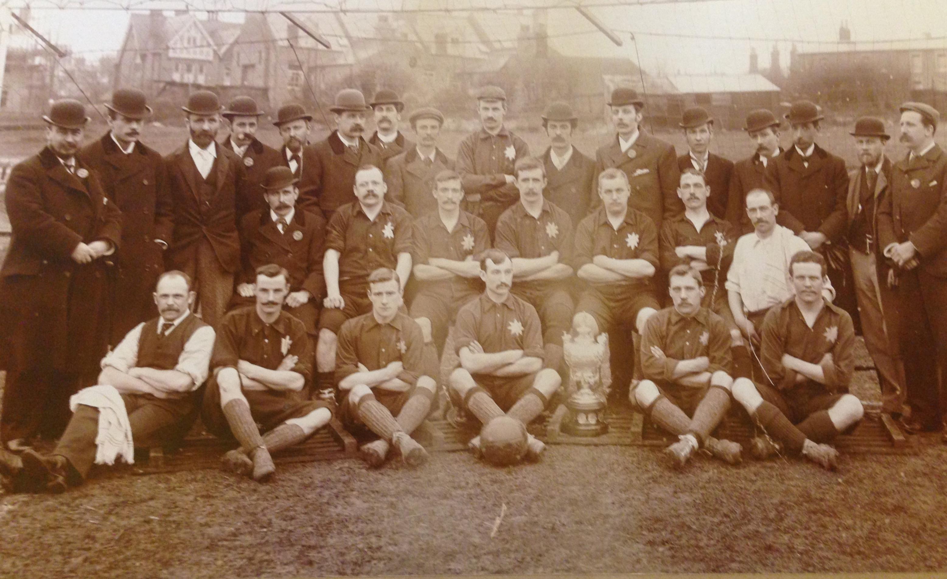 Luton Town 1895:96