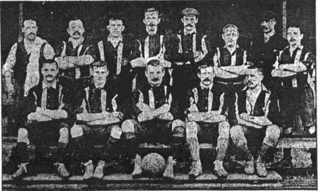 Luton Town 1898