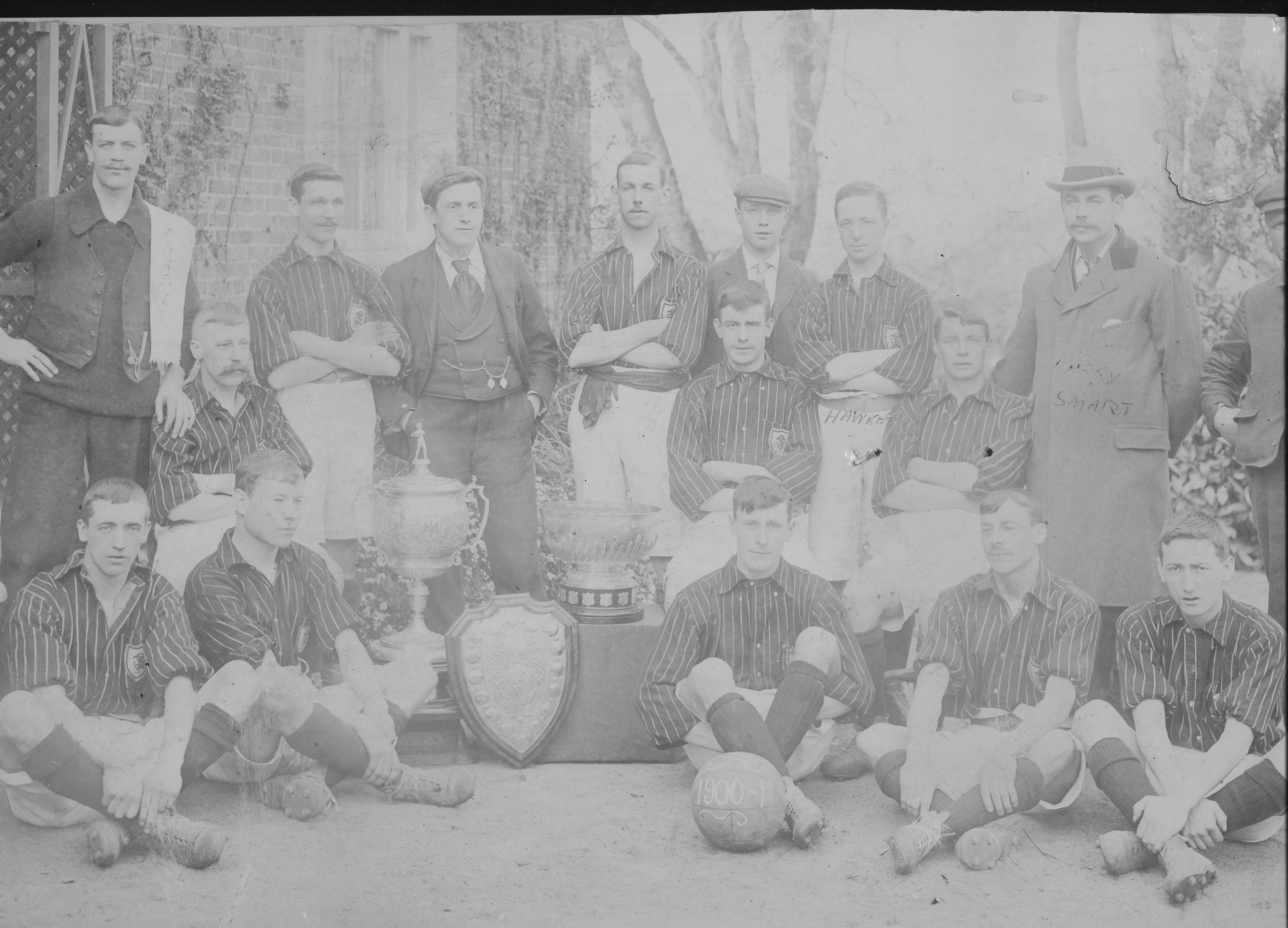 Luton Town 1900:01