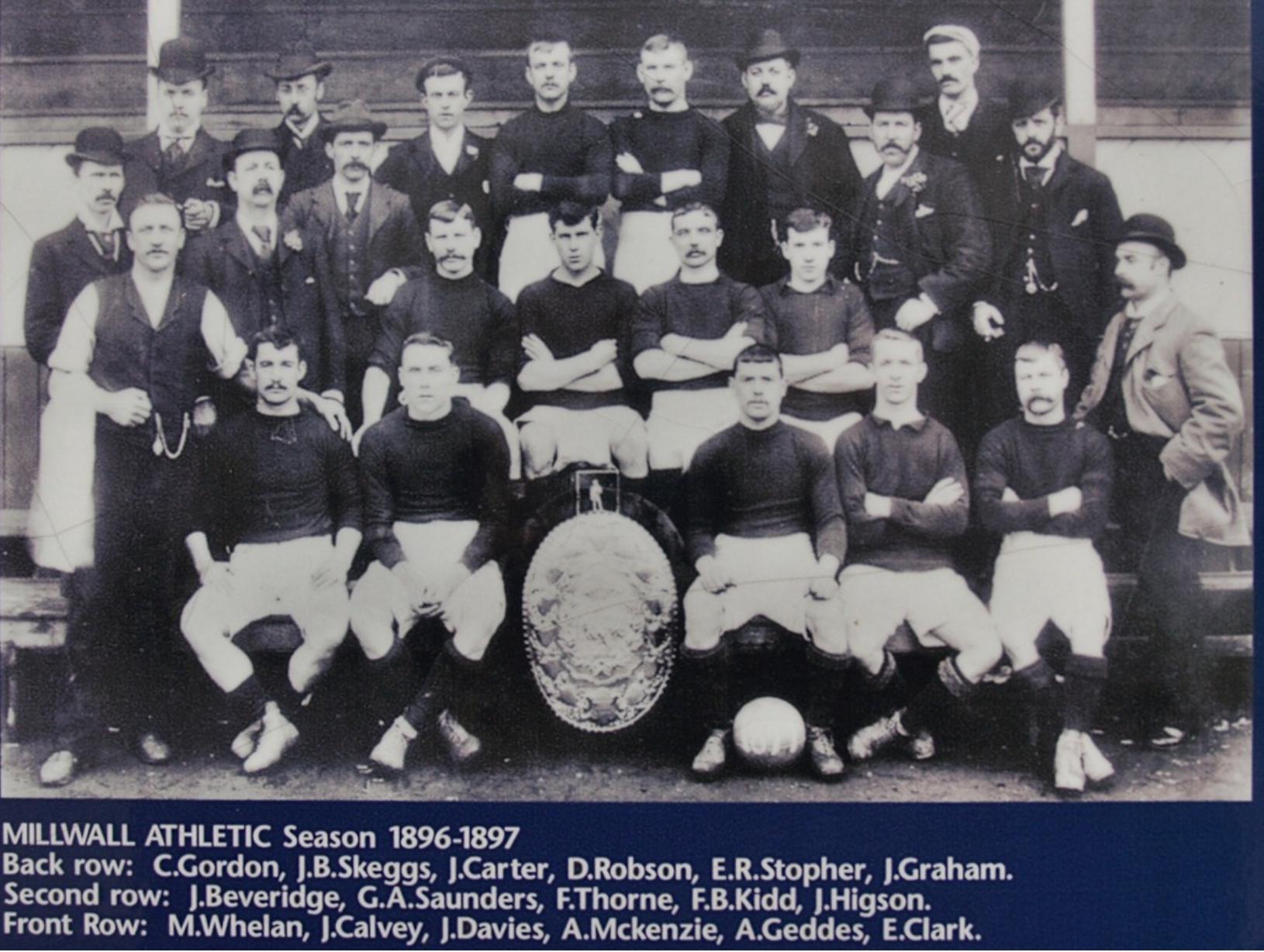 Millwall 1896:97