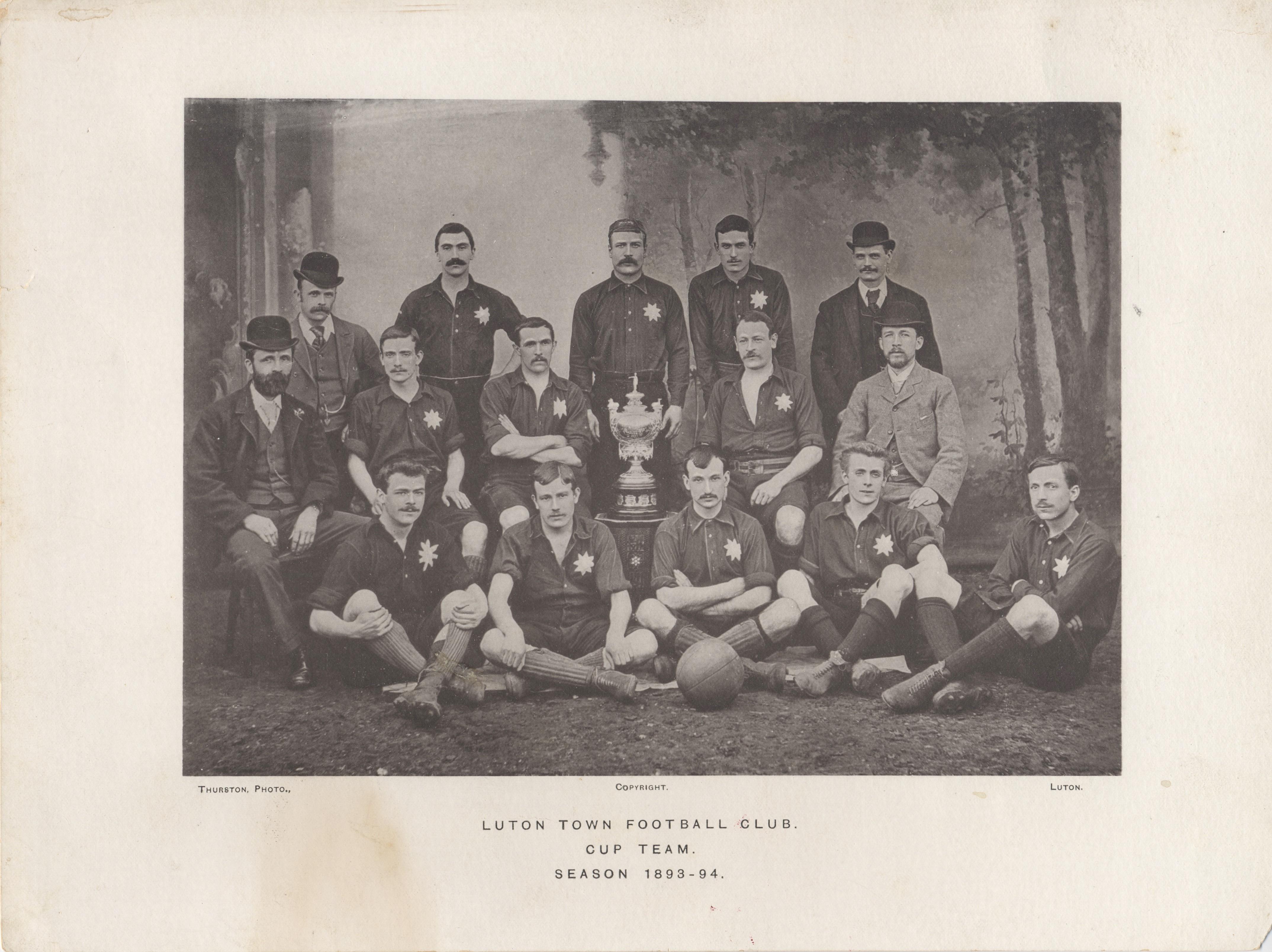 Photo LTFC 1893-94 2