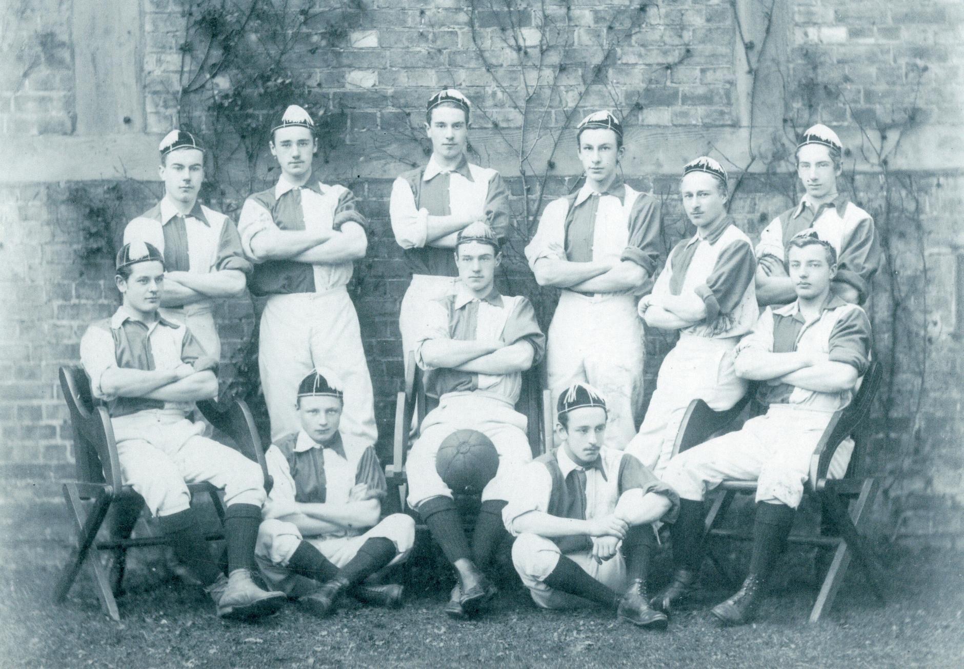 Radley College 1882
