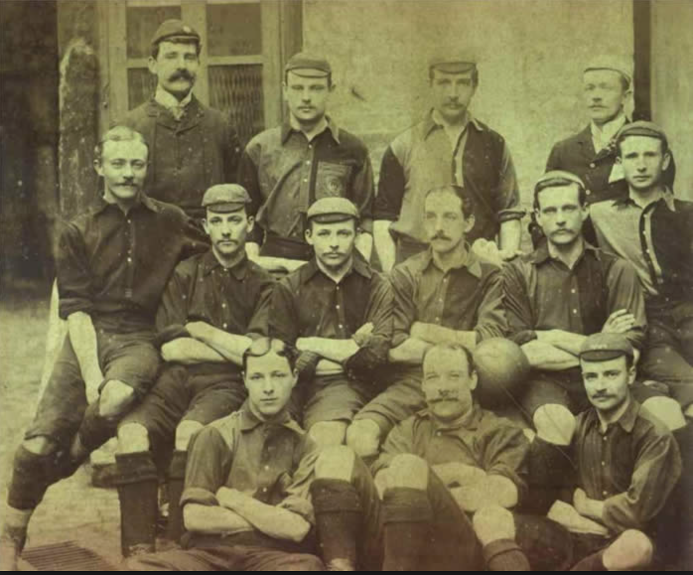 Reigate Priory 1892