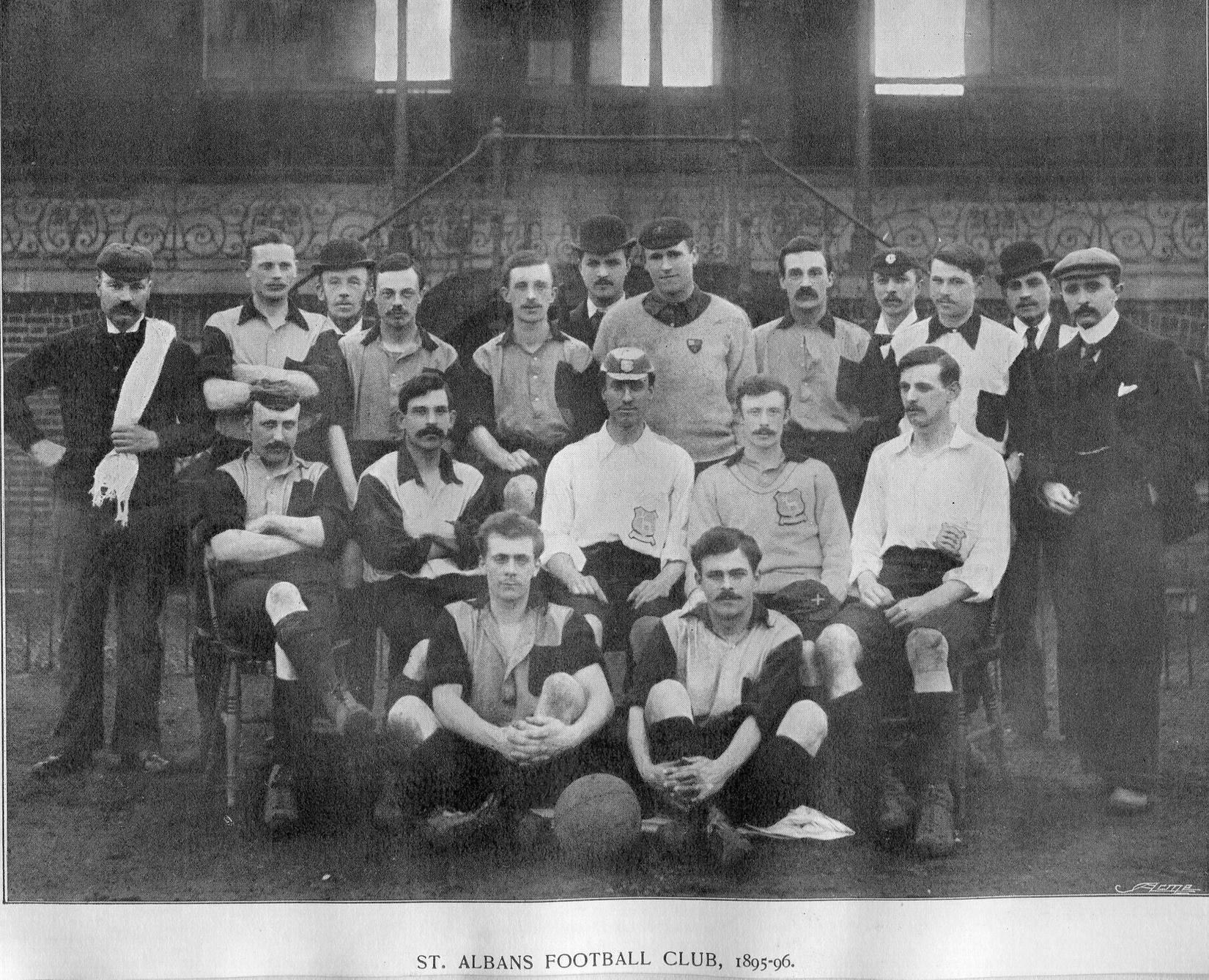 St. Albans 1895:96