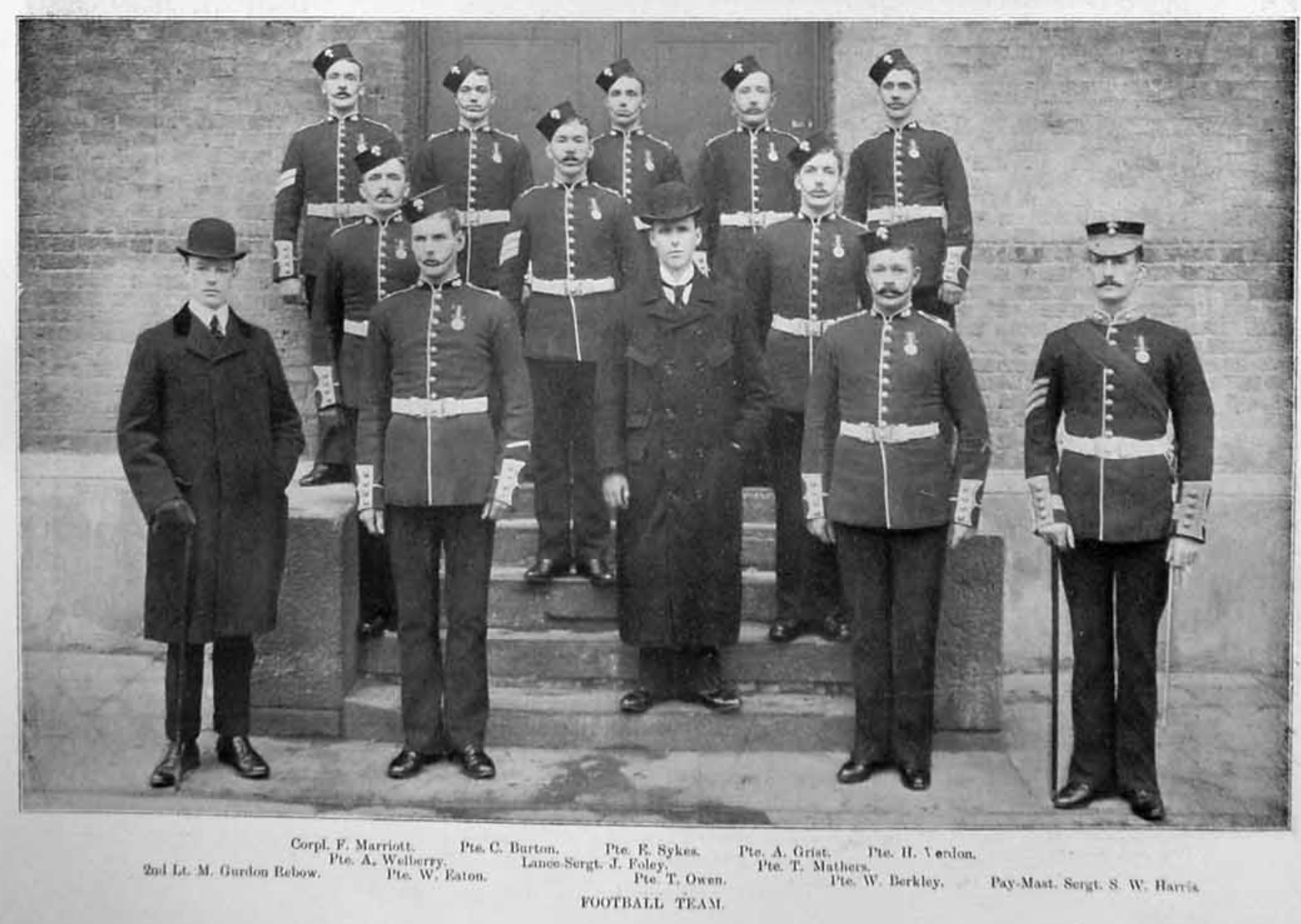 The Guards 1899