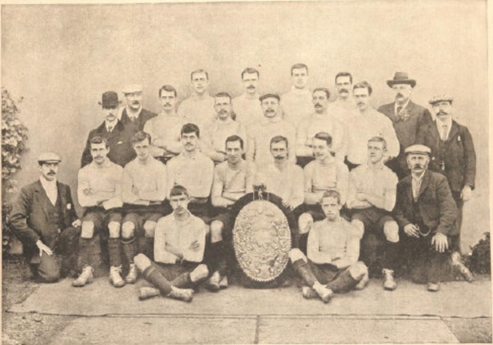 Tottenham Hotspur 1900