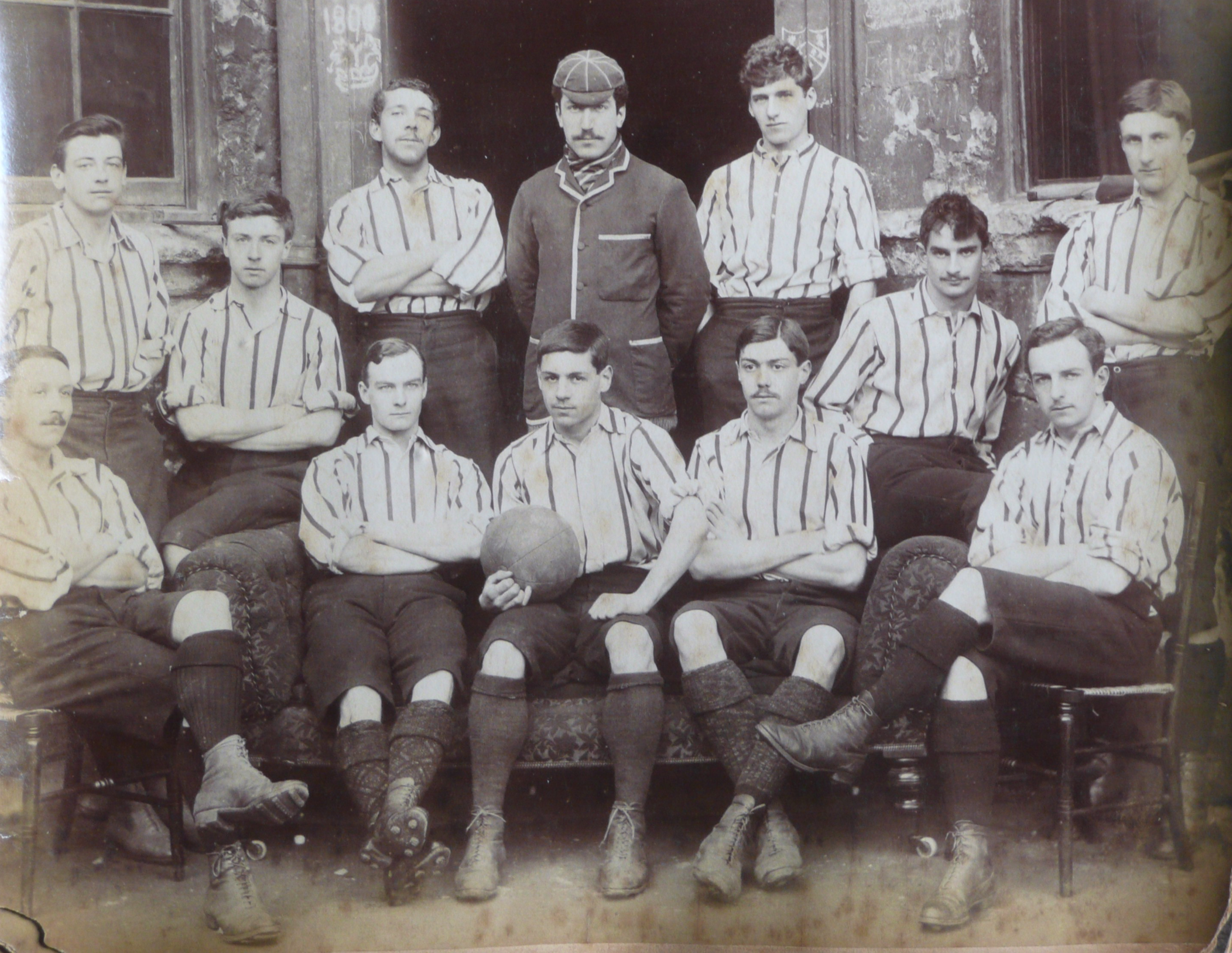 Trinty College, Oxford 1890