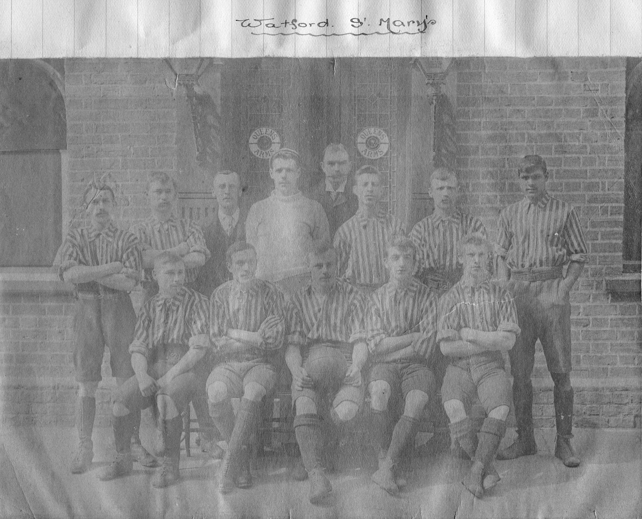 Watford St. Mary's 1894