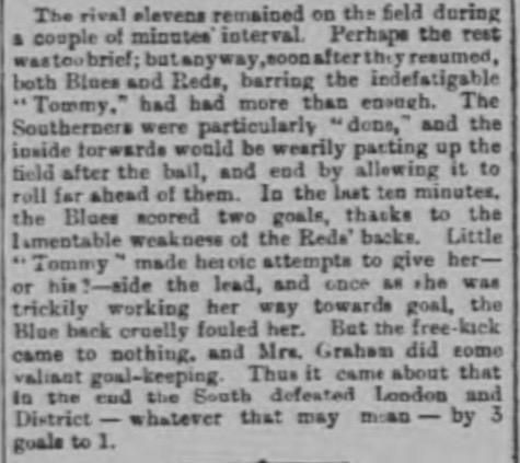 Luton Times 22:11:1895 match report 2