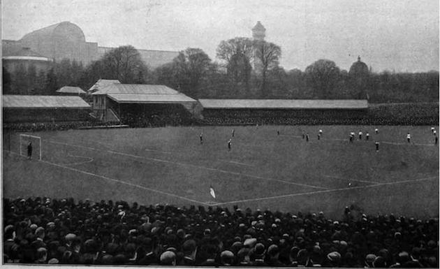 1896 FA Cup final