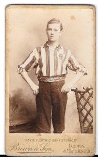 Footballer 1890