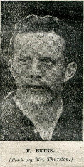 George Frederick Ekins 1895:96