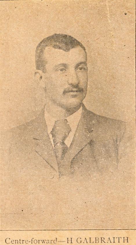 Hugh Galbraith 1896