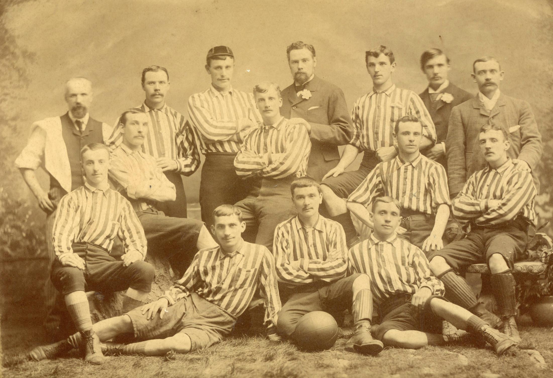 Strathmore F.C. 1891:92