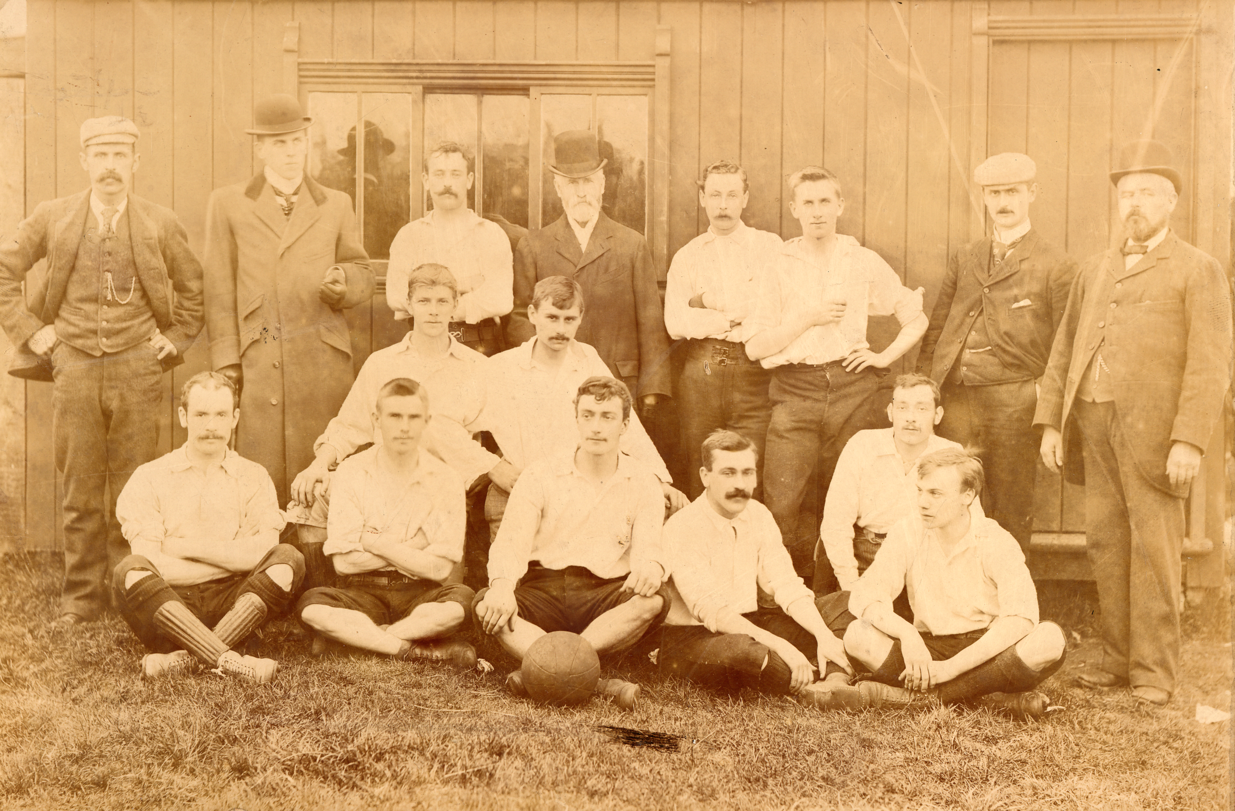 Unknown Team said to be around 1899