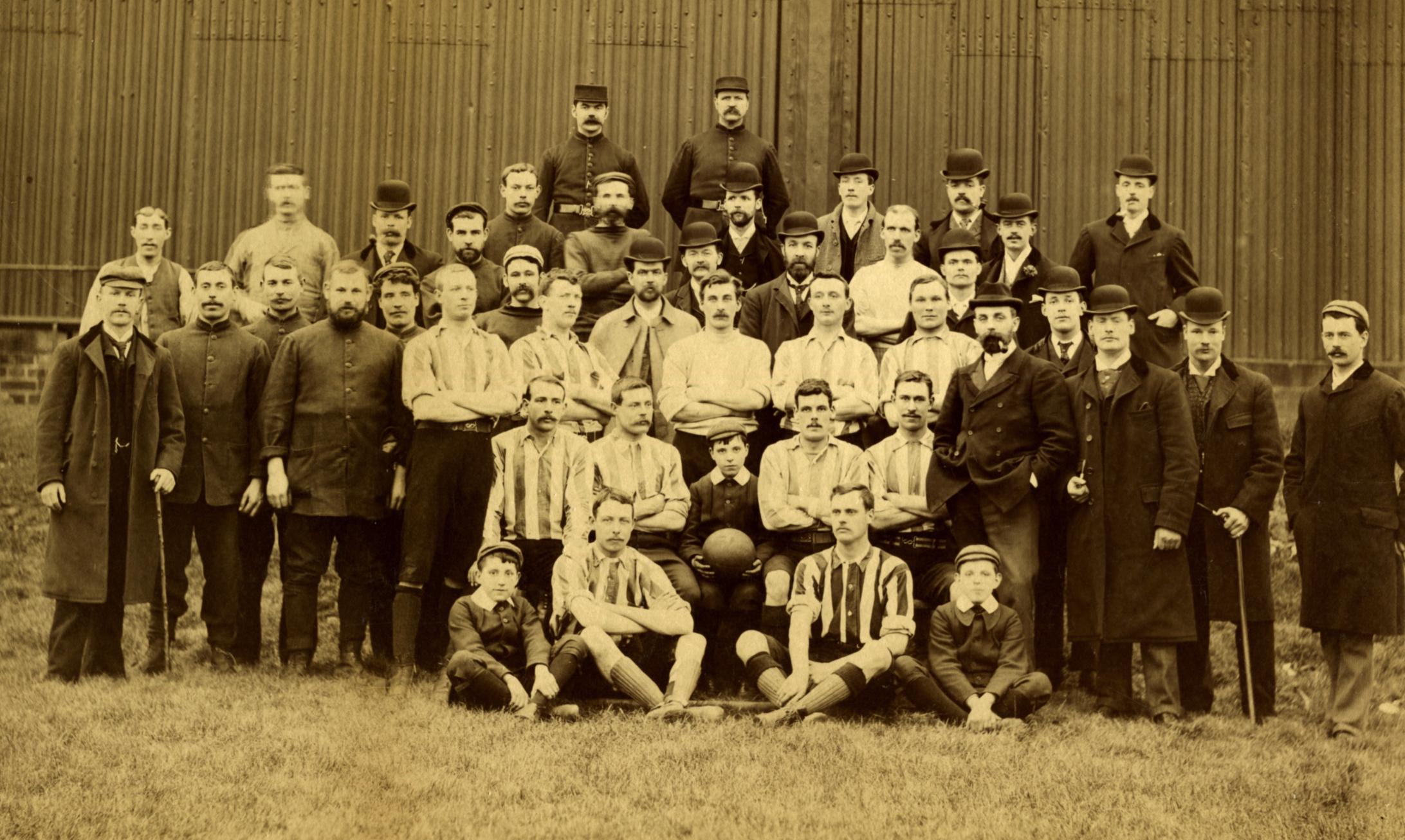 Unknown team 1890's 2