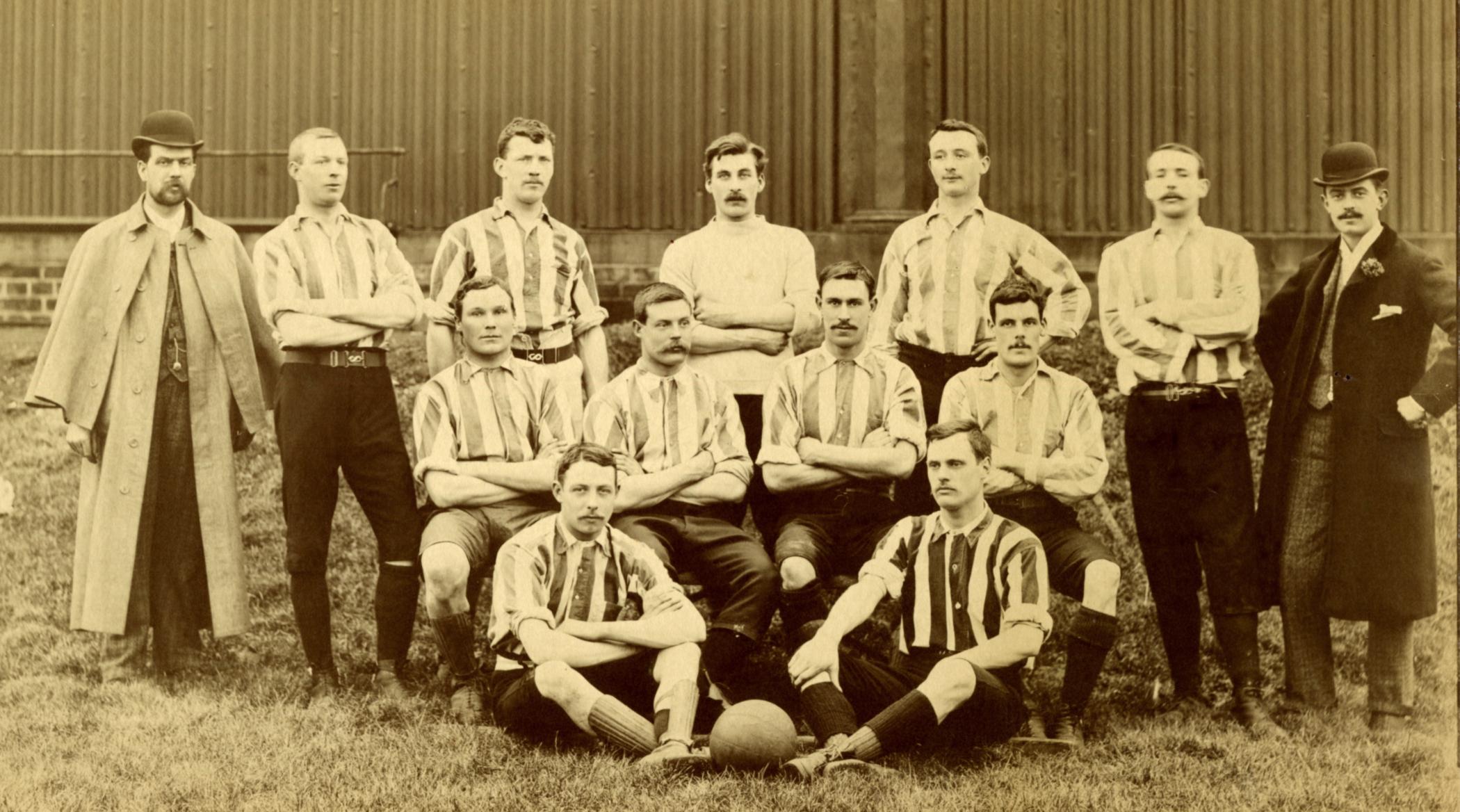 Unknown team 1890's