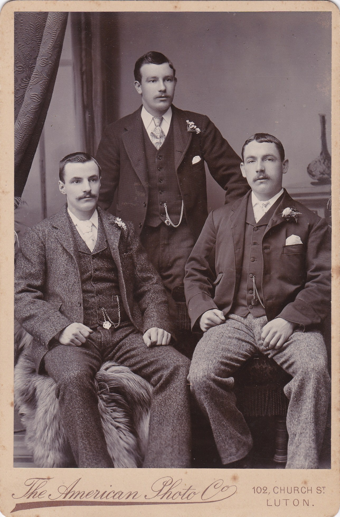 William Gallacher & two friends. IMG_20151009_0001