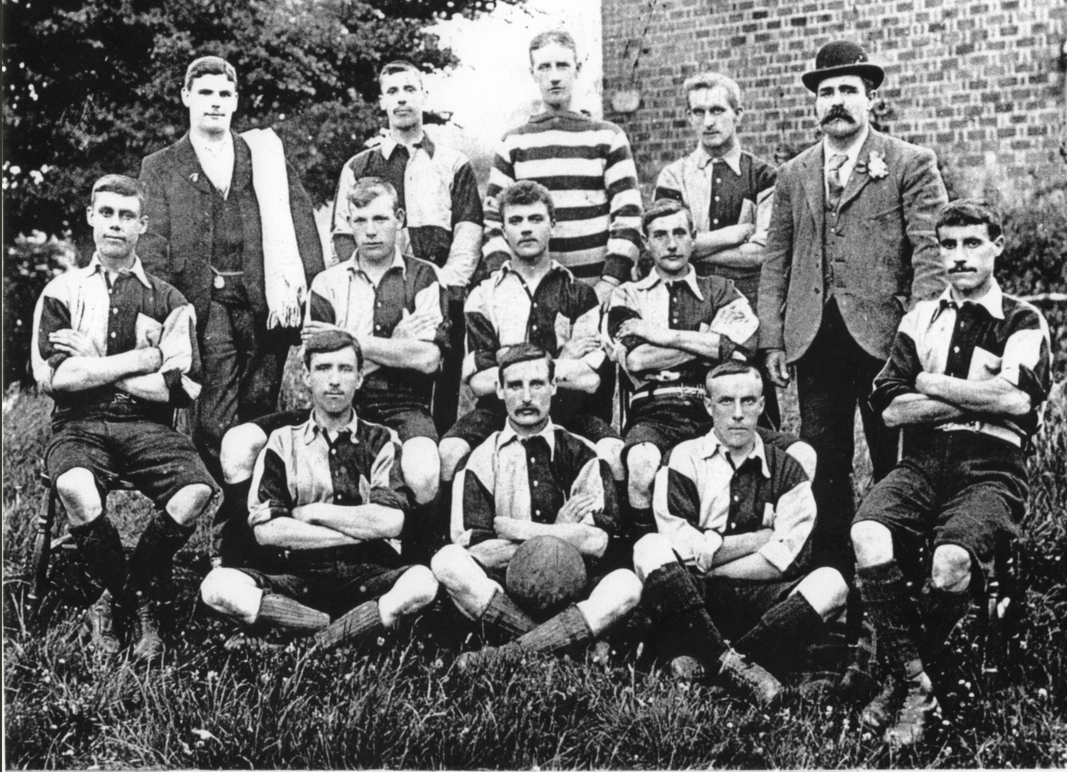 Wroughton Rovers 1899:00