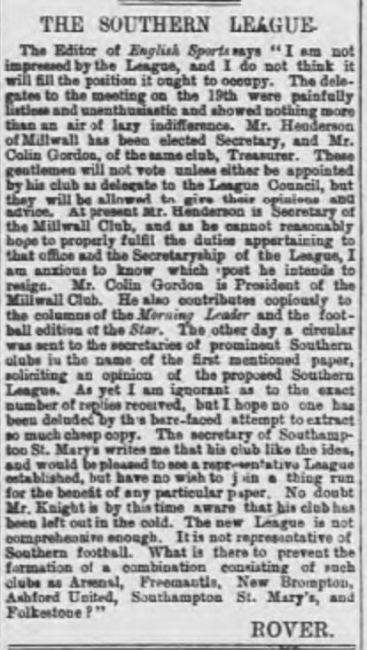 Luton Times 26:1:1894