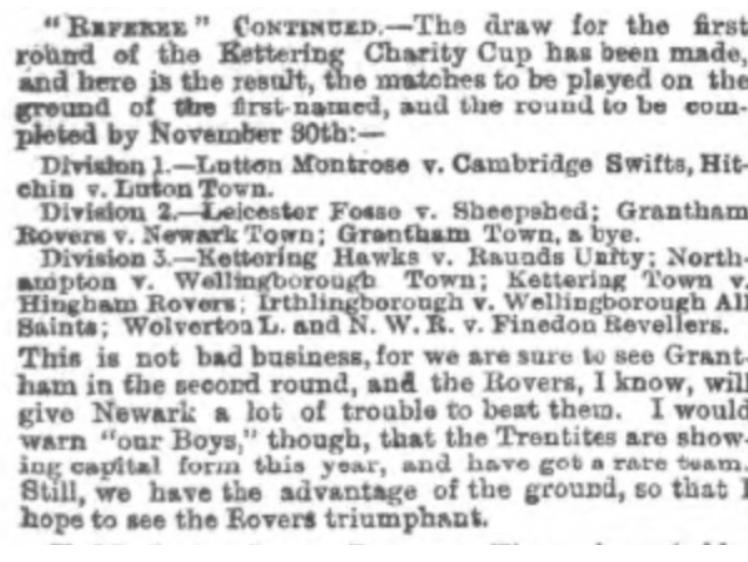 Grantham Journal 12th October 1889
